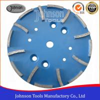 200 mm Grinding Disc Diamond Grinding Tools With Long Life / Precise Balance