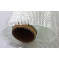 China 0.6mm 666 High Temperature Resistant Fiberglass Fabric , Woven Roving Cloth With High Strength wholesale
