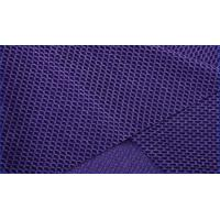 China Absorb Sweat Nylon Mesh Fabric , Weft Knitted Fabric Anti Wrinkle For Exercising wholesale