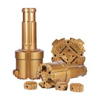 Buy cheap Concentric overburden drill bit with blocks for water well projcet from wholesalers
