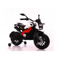 China Multi Color Electric Childrens Ride On Toys , Kids Ride On Motorcycle wholesale