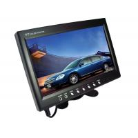 China 9 Inch Headrest Car TFT LCD Video Screen with Adjustable Image, Right / Left, Up / Down wholesale