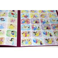 China Offset 4 Color Book Printing Service With UV Varnish , Teaching English Children Books on sale