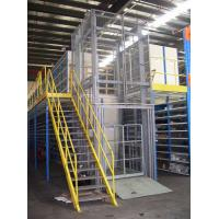 China 6m Guide Rail Elevator with 2000kg Loading Capacity on sale
