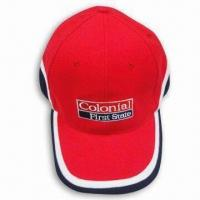 China Promotional/Baseball/Golf Caps, Available in Different Colors wholesale