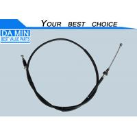 China ISUZU Emergency Brake Cable Auto Parts 2100 MM Long For TFR Custom Package wholesale