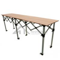 Buy cheap S40 Frame + 60cm Width Wooden Top from wholesalers
