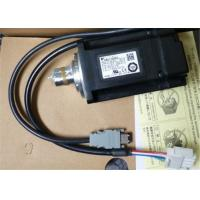 Buy cheap Yasakawa 100 Watt Industrial Servo Motor High Speed With Connectors And Cable from wholesalers