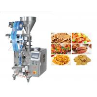 Buy cheap PLC Operated Sachet Packaging Equipment For Granule Pneumatic Driven Type from wholesalers