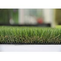 China Soft Feeling Artificial Grass Excellent Abrasion Resistance 35mm wholesale