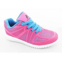 China Donmax Pink Black Blue Lightweight Tennis Shoes Sports For Lady wholesale