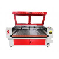 China 4 Head Co2 Laser Engraving Cutting Machine For Fur on sale