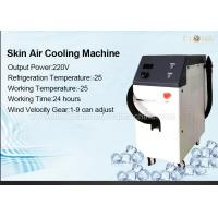 China Iron Material Laser Hair Removal Equipment Vertical Style Fractional C02 Laser Resurfacing on sale