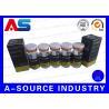 China Laser Custom Hologram Vial Label Printer 2ml / 5ml / 10ml / 15ml / 20ml Vial wholesale