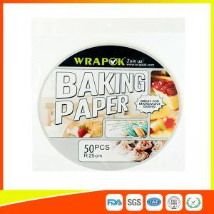 Buy cheap 食糧ベーキング ペーパーは世帯のための台所によって打ち抜かれる硫酸紙を広げます from wholesalers