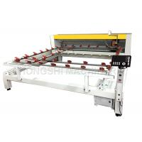 China Compact Structure Computerized Quilting Machines 1.5KW 220V 50Hz Power on sale