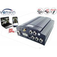 China 720P Vehicle camera DVR System for Cars and Taxis Vehicle Camera monitoring system 4 input wholesale