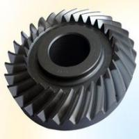 China Bevel gear big size to 8 meter diameter as custmer drawing left or right, spiral bevel driving gear wholesale