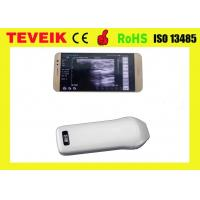 Buy cheap 128 Elements Linear Wireless Probe WIFI Ultrasound with ios/Android Phones or from wholesalers