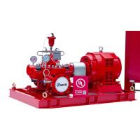 China High Head Electric Motor Driven Fire Pump For Fire Fighting 200 Us GPM 102PSI wholesale