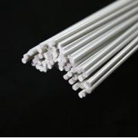China Round Rod(stick) ABS Plastic pipe 50cm length DIA 0.5-2.0MM 0.5,0.8,1.0,1.5,2.0MM wholesale