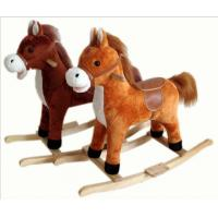 China Fashion Rocking Horse Animals Indoor For Chlidren Riding On Playing wholesale