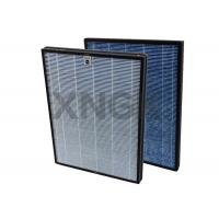 China 20 X 20 Home Air Filter Replacement Polyester Media,99% Efficiency Portable Hepa Air Filter on sale