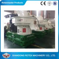 Quality Durable Wood Pellet Manufacturing Equipment , Wood Pellet Extruder Big Capacity for sale