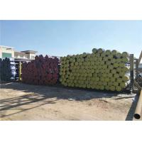 China 114.3x7.02, 168.3x8.11 ERW Steel Pipe , carbon steel welded pipes delivery water / oil / gas wholesale