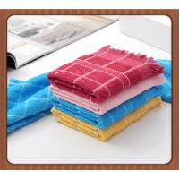 China hemstitched hand embroidery french knot linen guest towels hand towels wholesale