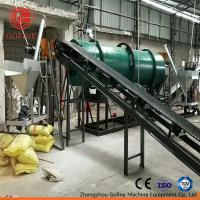 China Durable NPK Compound Fertilizer Production Line Fertilizer Granulation Equipment on sale