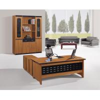 Buy cheap 3-drawer Moving cabinet executive office desks CD-9905 from wholesalers
