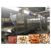 China Hazelnut Pistachios Nut Roasting Equipment Chain Driven CE ISO9001 Certificate wholesale