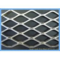 China Galvanized Perforated Metal Mesh / Perforated Aluminum Mesh ISO Certification on sale