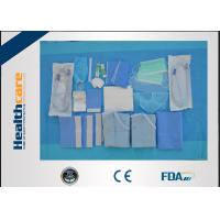 China SMS Disposable Surgical Packs Fractional Radiofrequency Angio Pack With CE&ISO13485 wholesale