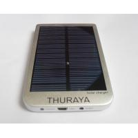 China Energy - savingDC5.5V portable solar cell phone charger with competitive price on sale