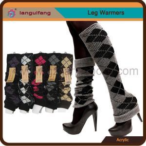 China China Socks Manufacturer Custom Adult Sex Leg Warmer on sale