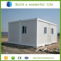 China cheap prefabricated mobile living house container house home for sale wholesale