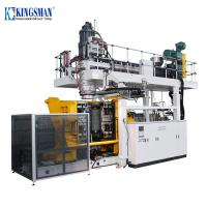 China 160L 260L HDPE Plastic Drum Blow Molding Machine Servo Hydraulic System wholesale