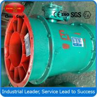 China FBD Series Explosion-proof Axial Fan for deeptunnel with the best price wholesale