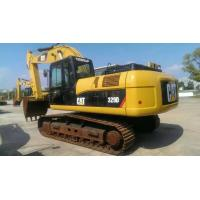 China tractor excavator 5000 hours 2013 year CAT  excavator for sale 329D 323DL used caterpillar excavator for sale USA wholesale
