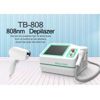 China 35KG Net Weight 808nm Diode Laser Hair Removal Equipment Skin Rejuvenation on sale