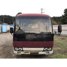 China 2000 hyundai mitsubishi Fuso japan toyota coaster city  bus diesel bus left hand drive wholesale