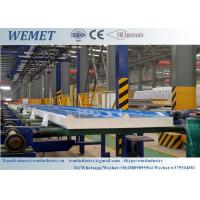 China RAL color heat resistant customized PUR(polyurethane)wall panel 50mm for warehouse wholesale