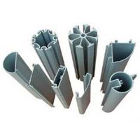 China Performance Extruded Aluminum Profiles Using In Exhibition , Deep Processing on sale