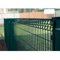 China Security Rolltop Panel BRC Fence wholesale