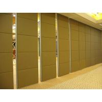 Buy cheap Modern Design Acoustic Movable Partition Walls Sliding Folding Partitions from wholesalers