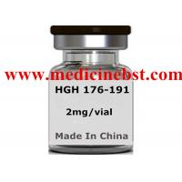 China HGH Fragment 176-191 2mg Human Growth Hormone Peptide For Fat Loss And Muscle Mass wholesale