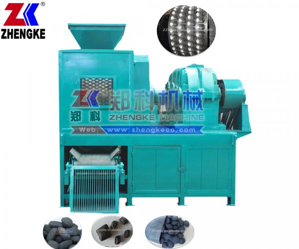 Quality Zhengke brand top quality silicon powder briquette machine for sale