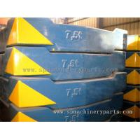 China China Top-Rated Supplier factory price cast crane counter weight wholesale